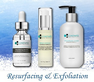 Resurfacing and Exfoliation