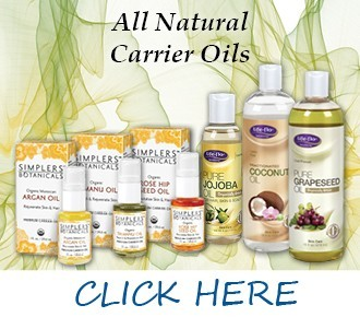All Natural Carrier Oils
