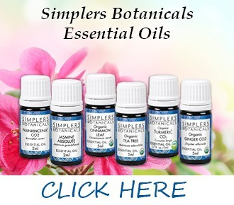 Essential Oils from Simplers Botanicals