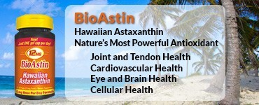 BioAstin from Nutrex Hawaii