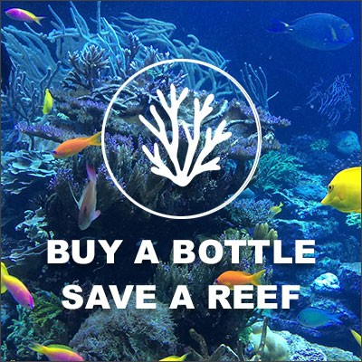 Buy A Bottle Save A Reef