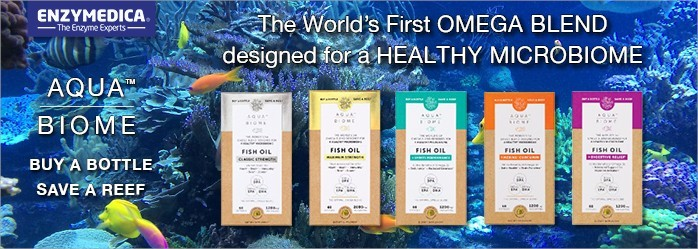 The Aqua Biome product lineup