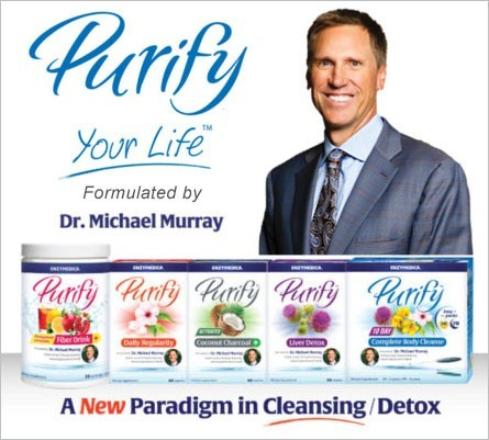 Purify by Enzymedica formulated by Dr. Michael Murray