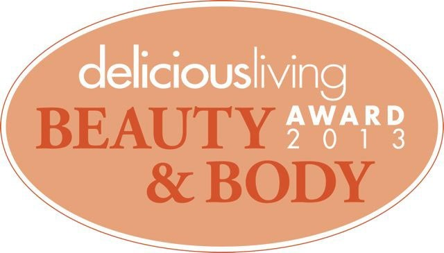 Best of Natural Beauty Award 2014