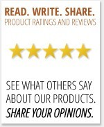 Honest Product Reviews by Real Customers - Tell us what you think!