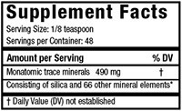 Aulterra Powder product label