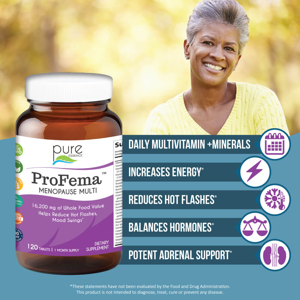 Vitamin Supplements After Menopause