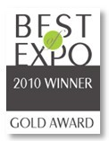 Best of Expo 2010 Gold Award Winner