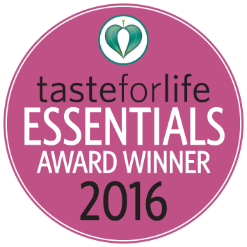 Taste for Life Essentials Award Winner 2016