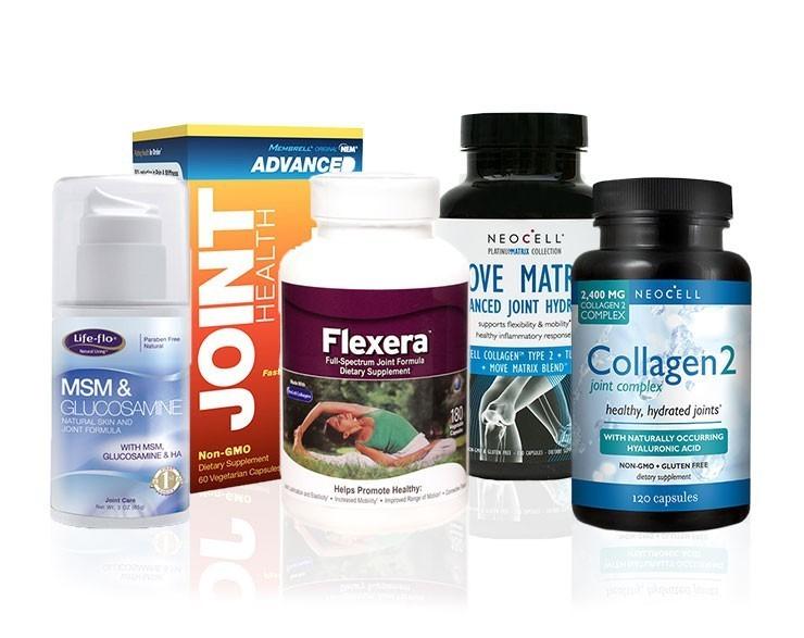 Glucosamine, Chondroitin, and MSM