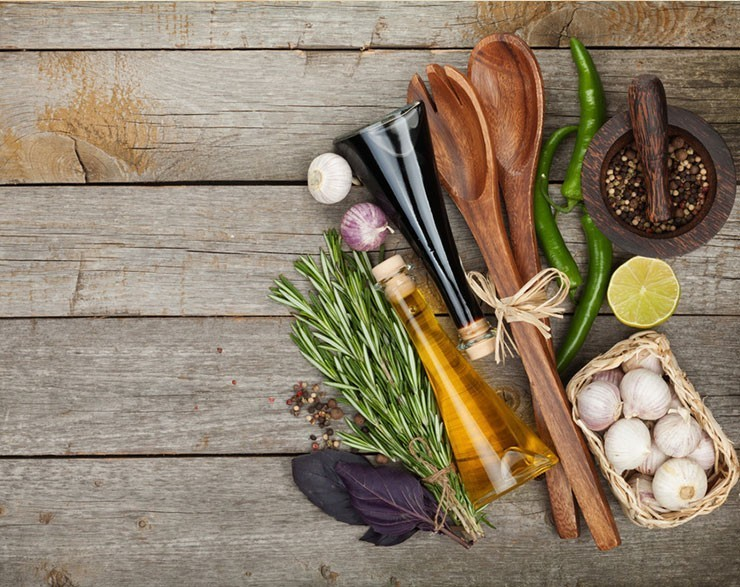 Herbs - Liquids and Creams