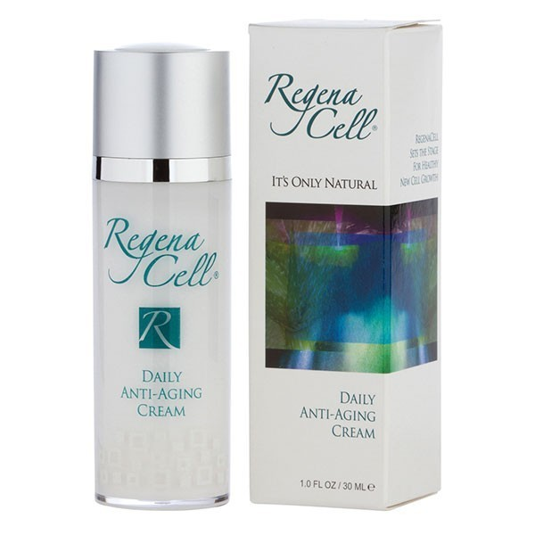 RegenaCell Natural Daily Anti-Aging Cream - Energetic Nutrition
