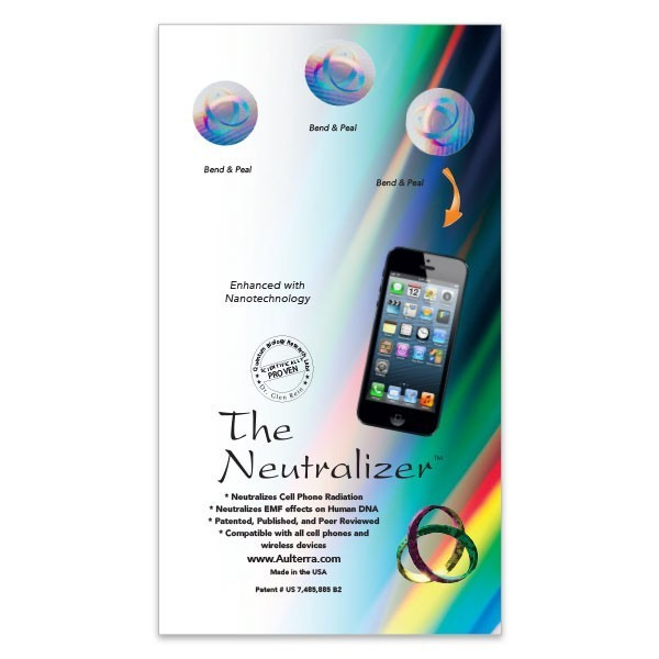 Aulterra Neutralizer EMF Protection for Cell Phones and More