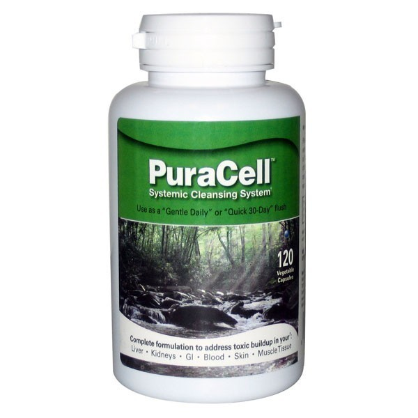 Puracell Systemic Cleansing System From World Nutrition