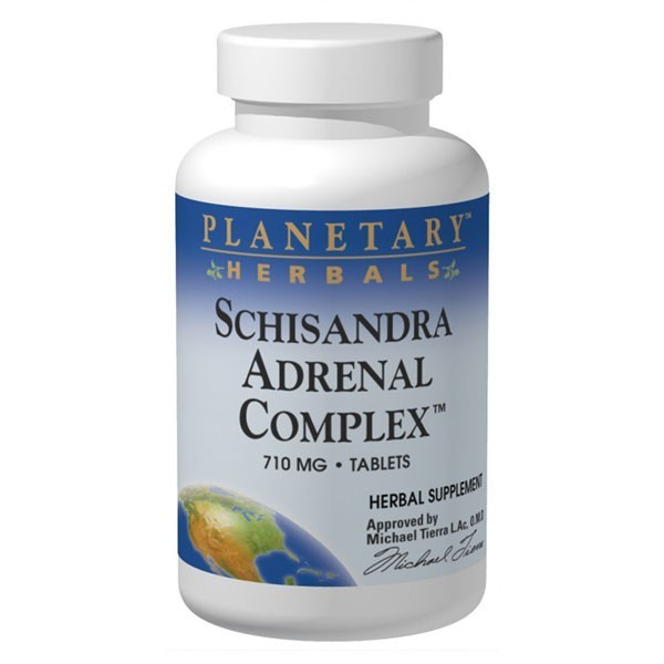 Schisandra Adrenal Complex from Planetary Herbals