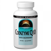 CoQ10 with Bioperine