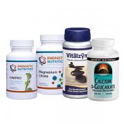 Ultra Pak - Vitalzym, DIM, Calcium d-Glucarate, Magnesium Citrate