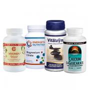 Ultra Pak - Vitalzym, Myomin, Calcium d-Glucarate, Magnesium Citrate