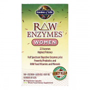 Raw Enzymes - Women