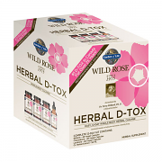 Wild Rose Herbal D-Tox Cleanse Kit