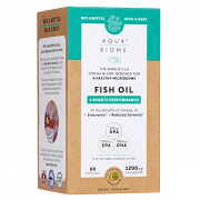 Aqua Biome Fish Oil - Sports Performance