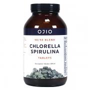 Chlorella / Spirulina - Raw