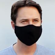 Triple Layered Cotton Face Mask