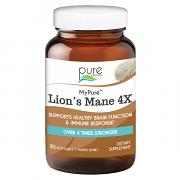 MyPure Lion's Mane 4X