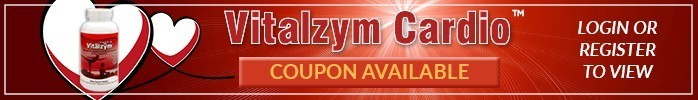 Vitalzym Cardio Coupon