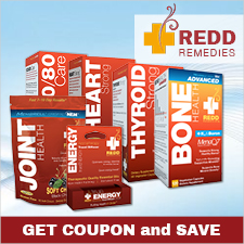 Redd Remedies on Sale - Click for Coupon