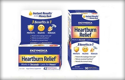 Enzymedica Heartburn Relief