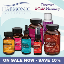 Save 10% on Harmonic Innerprizes