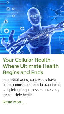 Your Cellular Health - Where Ultimate Health Begins