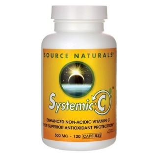 Systemic Vitamin C