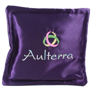 aulterra pillow purple