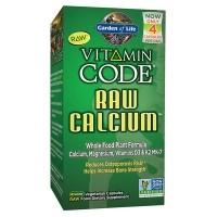 Vitamin Code Raw Calcium