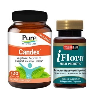 Candex-Probiotics Cleanser Package