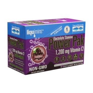 Electrolyte Stamina Power Pak - Grape