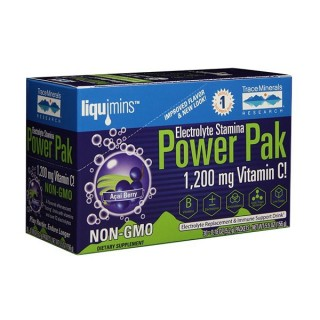 Electrolyte Stamina Power Pak - Acai Berry