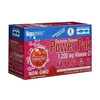 Electrolyte Stamina Power Pak - Cranberry