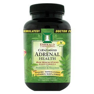 Adrenal Health by Emerald Labs