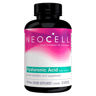 Hyaluronic Acid Double Strength - 30 Capsules