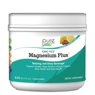 Ionic-Fizz Magnesium Plus - Raspberry Lemon - 171g