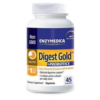 Digest Gold + Probiotics - 45 Capsules