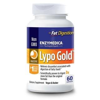 Lypo Gold - 60 Capsules