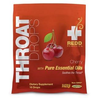 Throat Drops - Cherry