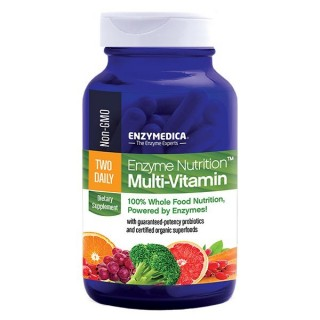 Enzyme Nutrition Multi-Vitamin - Two Daily