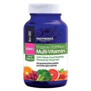 Enzyme Nutrition Multi-Vitamin - Women's - 60 Caps