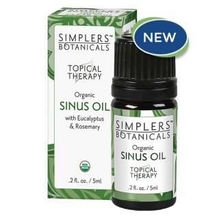 Sinus Oil Organic