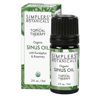 Sinus Oil Organic